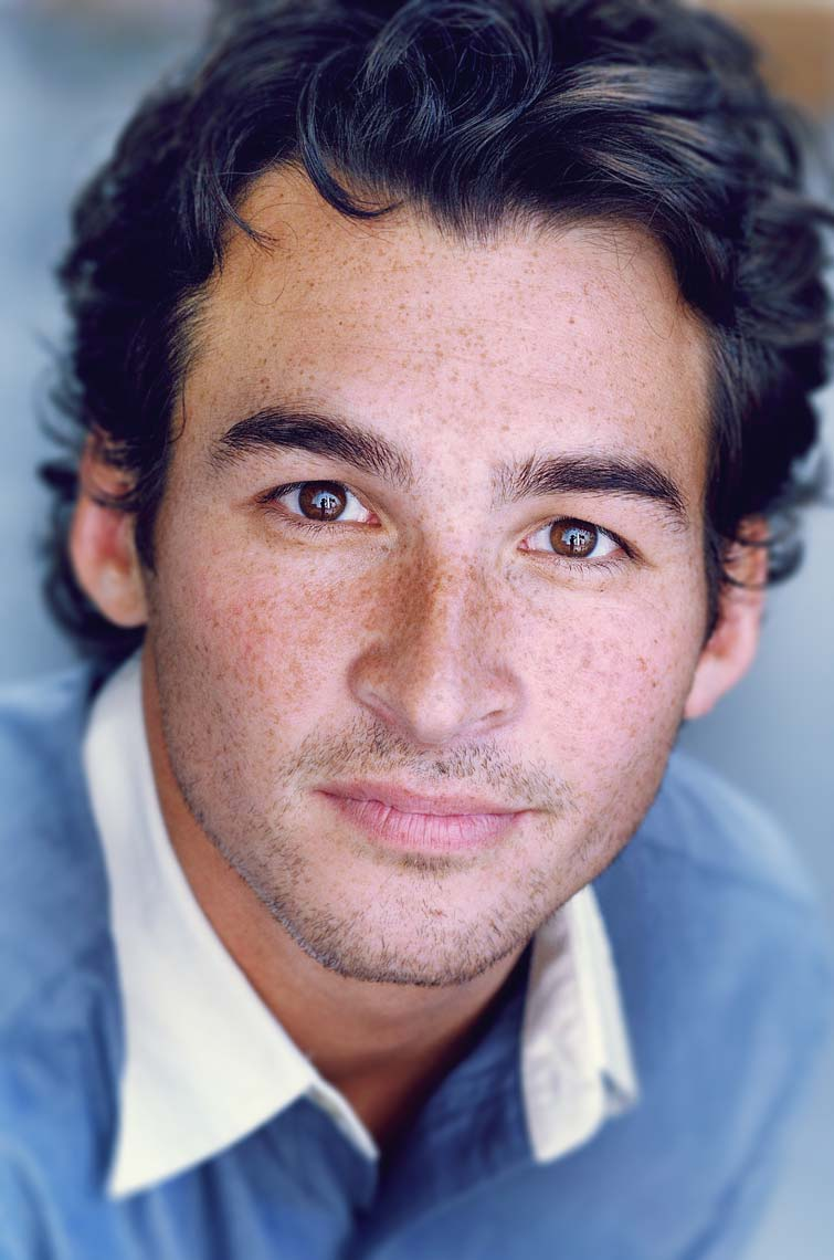 Jay Hayden publicity photo by photographer Brad Buckman. Jay is a talented actor who appears in a variety of commercials.